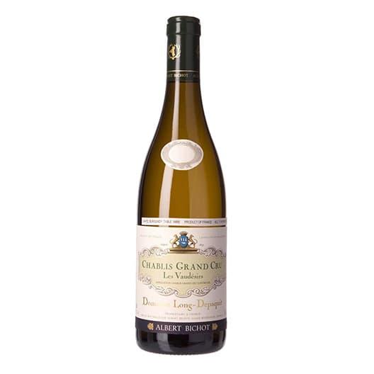 Вино Domaine Long-Depaquit Chablis Grand Cru Les Vaudesir AOC 2011