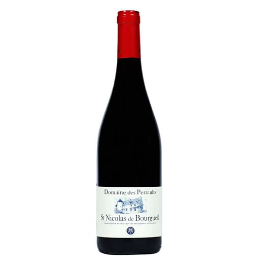 Вино Domaine des Perraults St Nicolas de Bourgueil AOC 2013