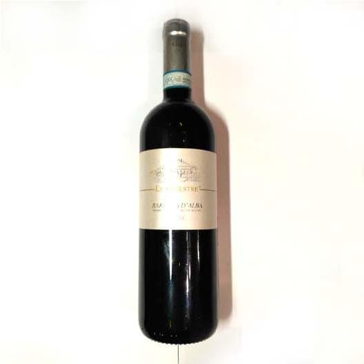 Вино Le Ginestre Barbera d'Alba 2013