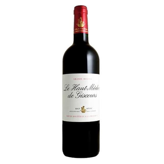 Вино Le Haut-Medoc de Giscours