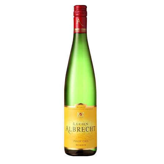 Вино Lucien Albrecht Pinot Gris Reserve Alsace AOC 2015