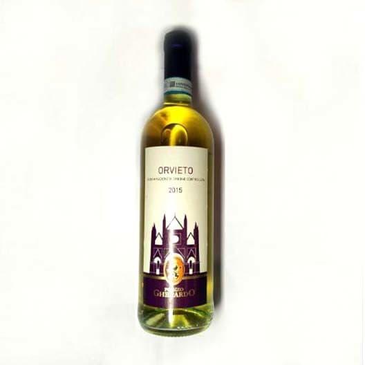 Вино POGGIO GHERARDO ORVIETO