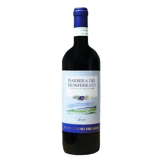 Вино PRODUTTORI DEL GAVI 2012 BARBERA DEL MONFERRATO