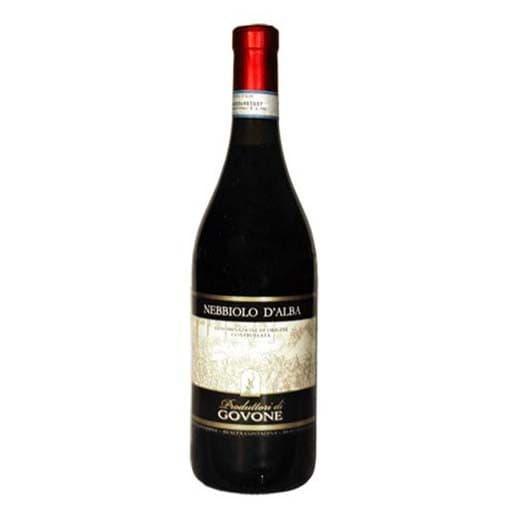 Вино PRODUTTORI DI GOVONE 2011 NEBBIOLO D'ALBA