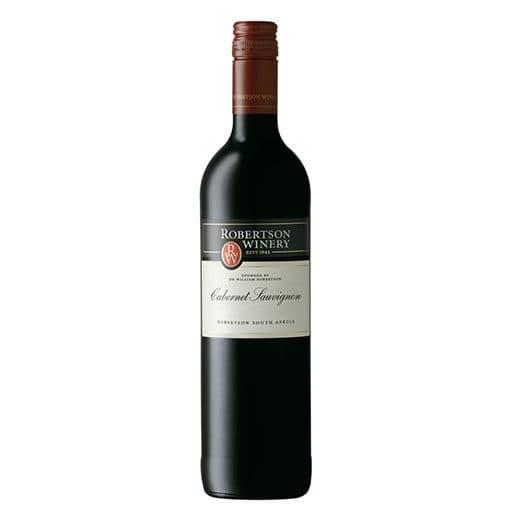 Вино Robertson Winery Cabernet Sauvignon 2016