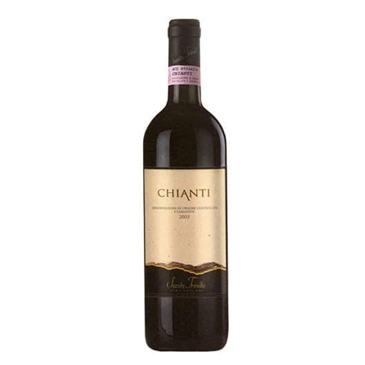 Вино SANTA TRINITA 2012 CHIANTI