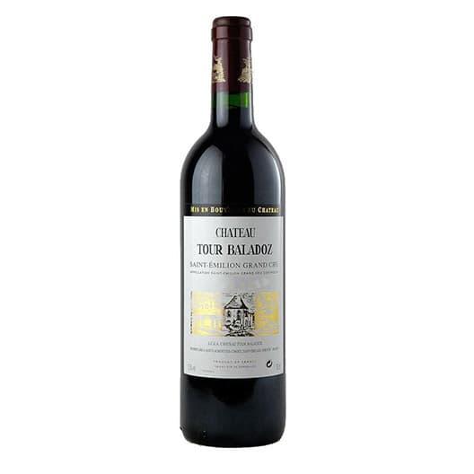 Вино Saint Emilion Grand Cru AOC 2008 Chateau Tour Baladoz