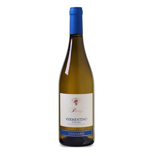 Вино Uggiano Prestige Vermentino Toscana IGT