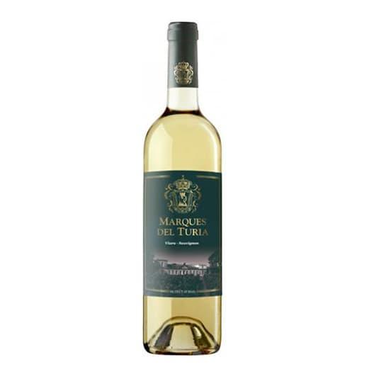 Вино Valencia Marques del Turia Viura-Sauvignon DO