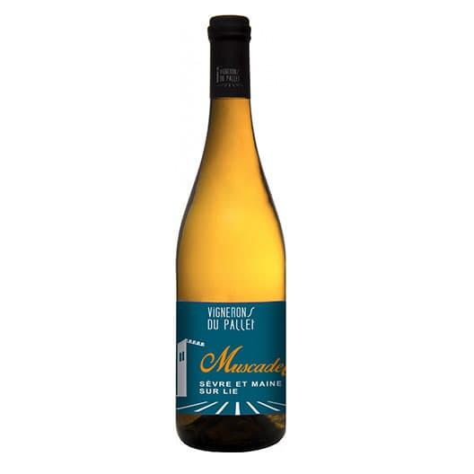 Вино Vignerons du Pallet Muscadet Sevre et Maine sur Lie