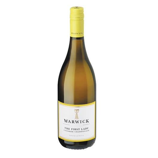 Вино Warwick Estate The First Lady Unoaked Chardonnay 2014