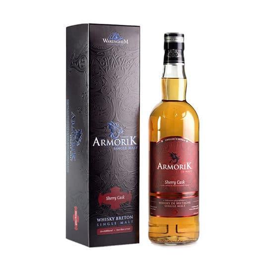 Виски ARMORIK Sherry