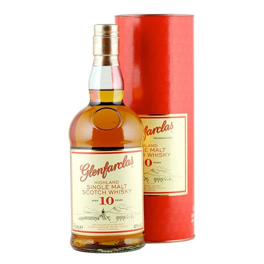 Виски GLENFARCLAS 10 YEAR OLD