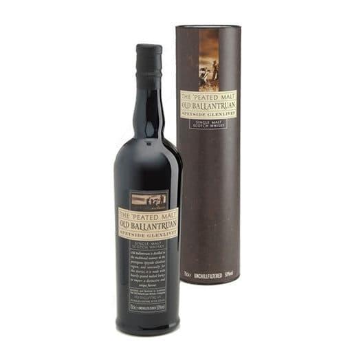 Виски Old Ballantruan