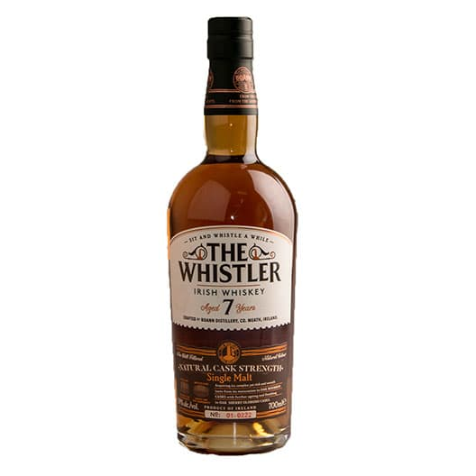 Виски The Whistler Limited Edition 7 Years Old