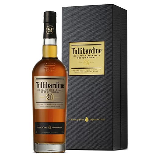 Виски Tullibardine 20 Years Old