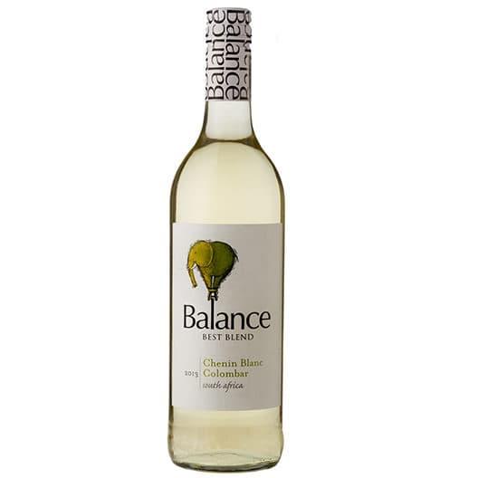 "Вино ""Balance"" Chenin Blanc-Colombard"