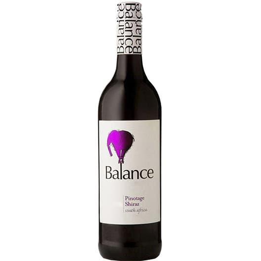 "Вино ""Balance"" Pinotage-Shiraz"