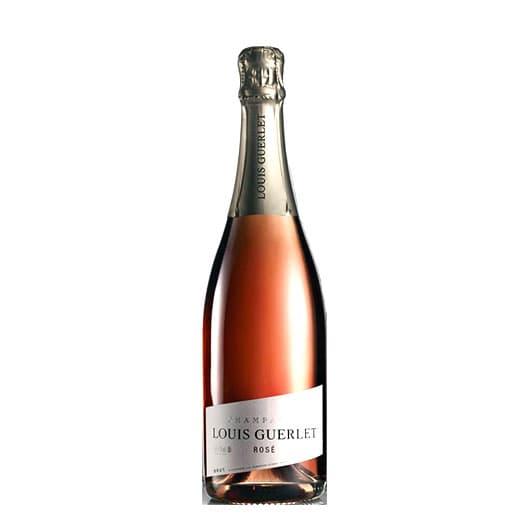 Шампанское Louis Guerlet Rose Brut