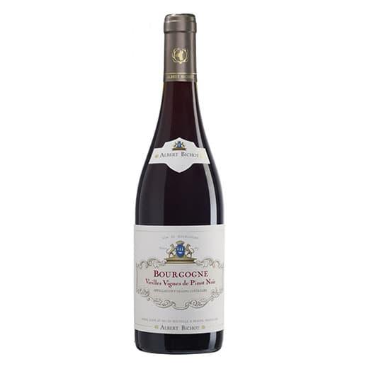 Вино Albert Bichot Bourgogne Vieilles Vignes de Pinot Noir AOC 2013