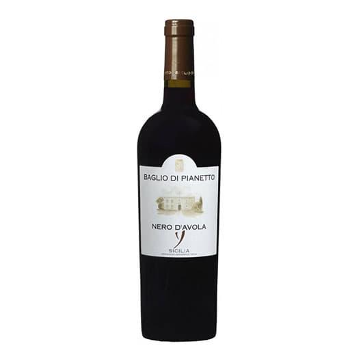 Вино Baglio di Pianetto Nero d'Avola Y Sicilia IGT