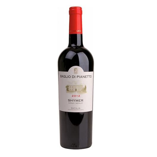 Вино Baglio di Pianetto Shymer Sicilia IGT 2012