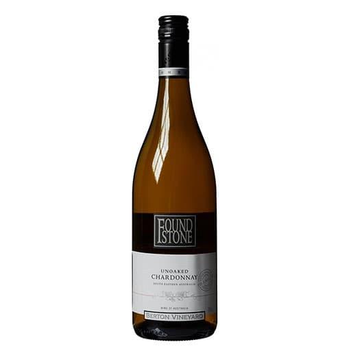 Вино Berton Vineyards Foundstone Unoaked Chardonnay 2015