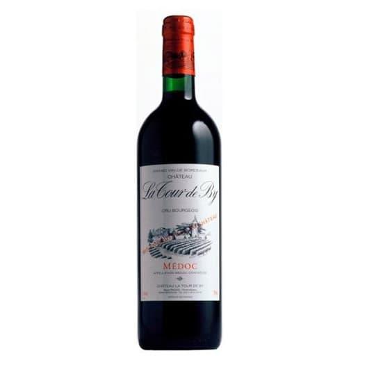 Вино Chateau La Tour de By Cru Bourgeois Medoc AOC