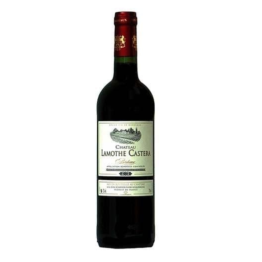 Вино Chateau Lamothe Castera