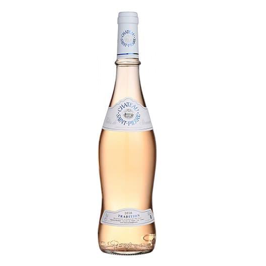 Вино Chateau Saint-Pierre Tradition Cotes de Provence AOC Rose 2016