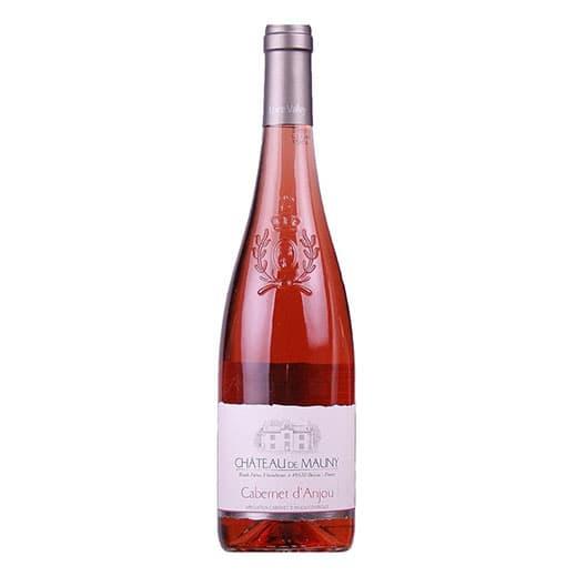 Вино Chateau de Mauny Cabernet d'Anjou AOC 2015