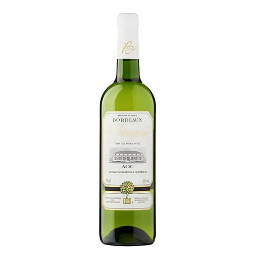 Вино Chateau del Orangerie Bordeaux Blanc AOC 2016