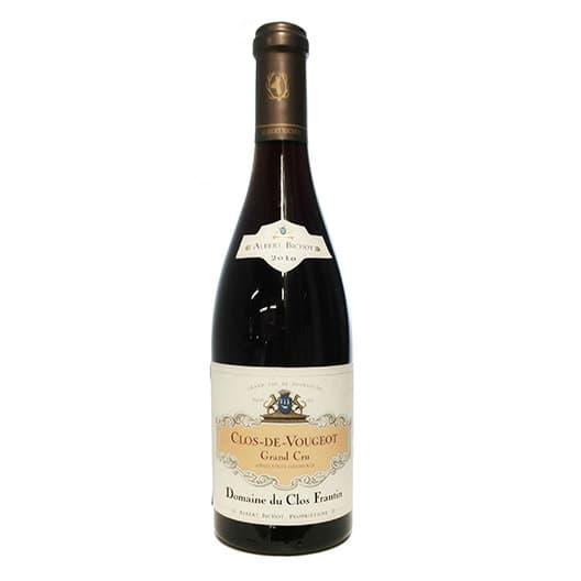 Вино Clos Vougeot Gran Cru Domaine du Clos Frantin