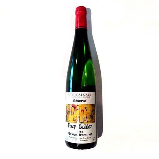 Вино Frey Sohler Gewurztraminer Reserve
