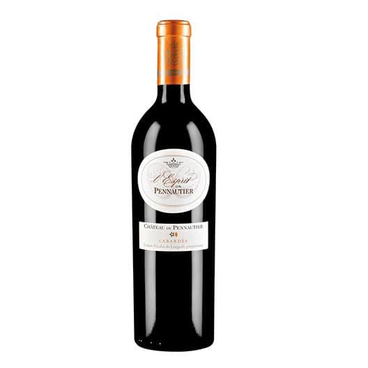 Вино L'Esprit de Pennautier Cabardes AOC 2013