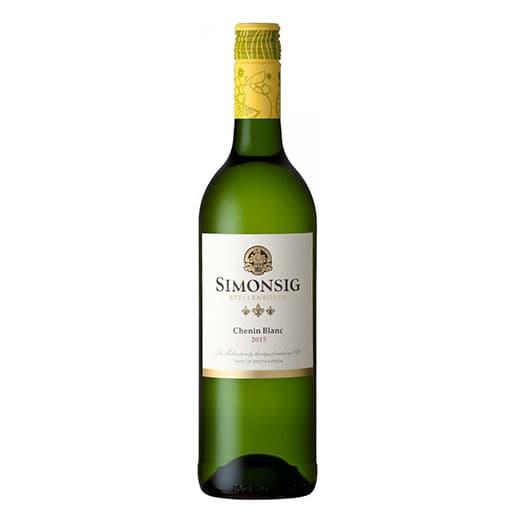 Вино Simonsig Chenin Blanc 2015