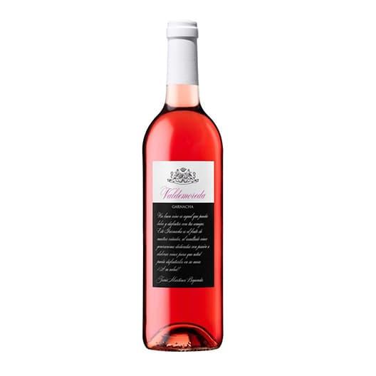 Вино Valdemoreda Garnacha Rosado 2014