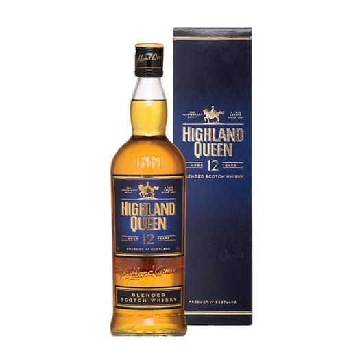 Виски Highland Queen 12 Years Old
