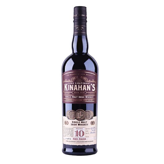 Виски Kinahans Sigle Malt 10 Years Old