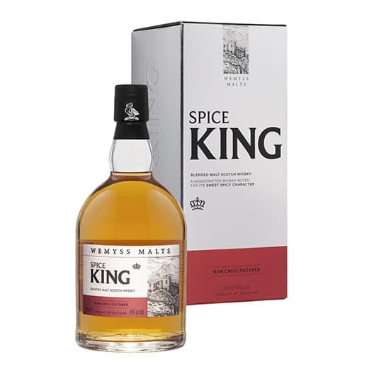Виски Spice King Blended Malt