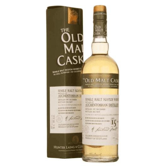 Виски Auchentoshan 15 Year Old 1997–2013 Old Malt Cask