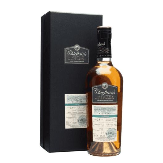 Виски Rosebank 22 Year Old 1990–2012 Chieftain's Choice