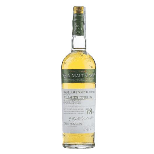 Виски Tullibardine 18 Year Old 1991–2009 Old Malt Cask