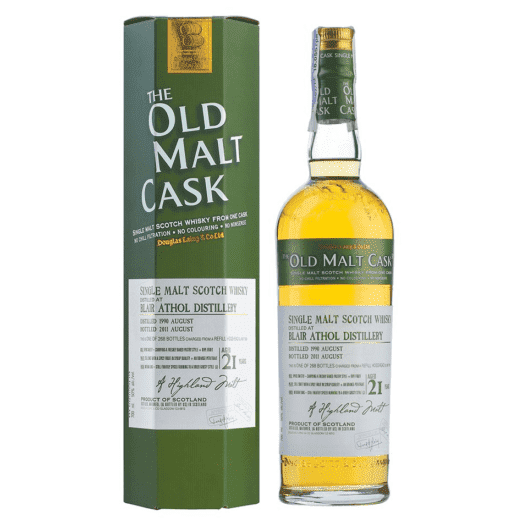 Виски Blair Athol 21 Year Old 1990–2011 Old Malt Cask