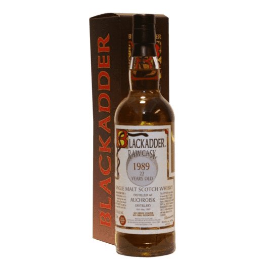 Auchroisk 22 Year Old 1989–2012 Raw Cask