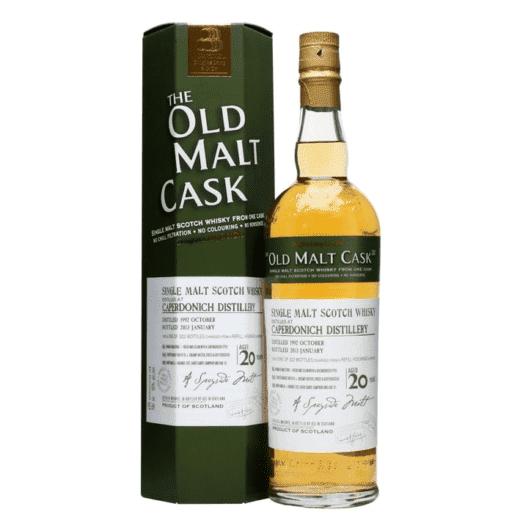 Виски Caperdonich 20 Year Old 1992–2013 Old Malt Cask