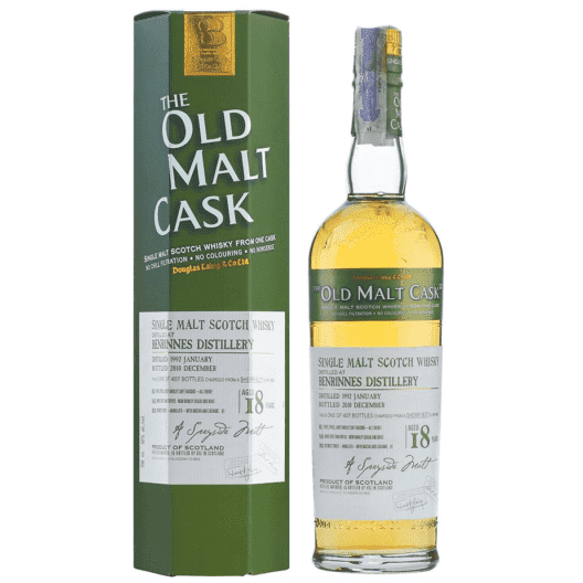 Виски Benrinnes 18 Year Old 1992–2010 Old Malt Cask