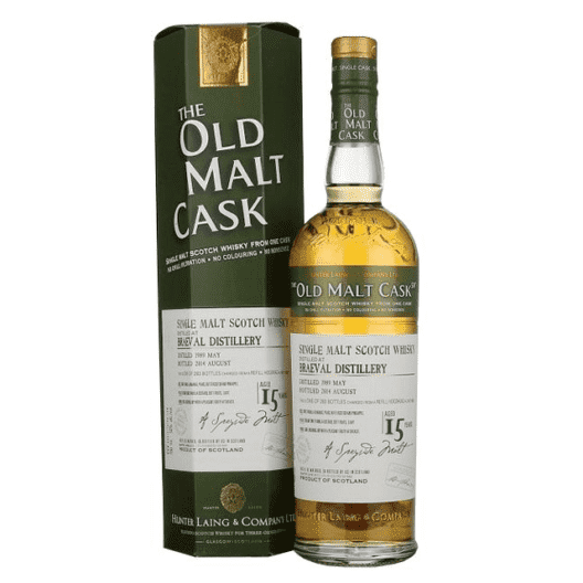 Виски Braeval 15 Year Old 1997–2013 Old Malt Cask