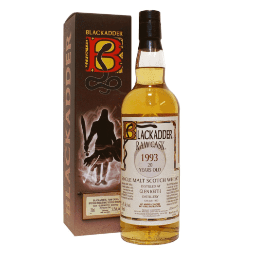 Виски Glen Keith 20 Year Old 1993–2013 Raw Cask