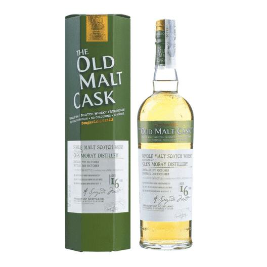 Виски Glen Moray 16 Year Old 1991–2008 Old Malt Cask